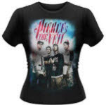 Pierce The Veil Band Girlie T-Shirt