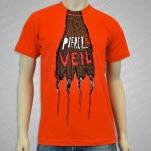 Pierce The Veil Claw Orange T-Shirt