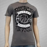 Pierce The Veil Forgive Forget Grey T-Shirt