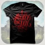 Pierce The Veil Logo Black T-Shirt