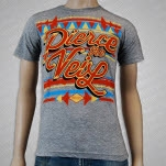 Pierce The Veil Mexicore Heather Gray T-Shirt