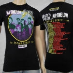 Pierce The Veil Spring Fever Tour T-Shirt