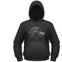 official Pink Floyd Dark Side 40 Yrs Hoodie Shirt