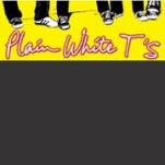 Plain White Ts Legs Sticker