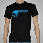 Plain White Ts Plane Black T-Shirt