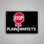Plain White Ts Stop Sticker