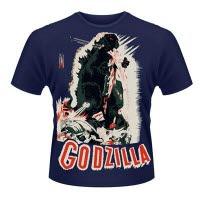 Plan 9 Godzilla Poster T-Shirt