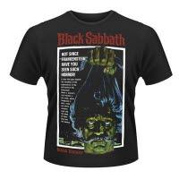 Plan 9 Black Sabbath Poster T-Shirt