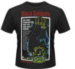 Plan 9 Black Sabbath T-Shirt
