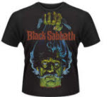 Plan 9 Black Sabbath Head T-Shirt