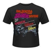 Plan 9 Dr Jekyll And Sister Hyde T-Shirt