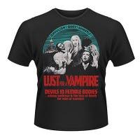 Plan 9 Lust For A Vampire T-Shirt