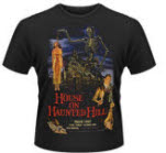 Plan 9 House On Haunted Hill T-Shirt