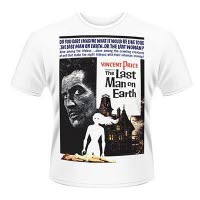 Plan 9 The Last Man On Earth T-Shirt