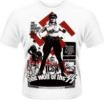 Plan 9 Ilsa  She Wolf Of The Ss T-Shirt