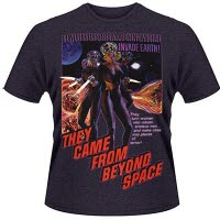 Plan 9 They Came From Beyond Space T-Shirt