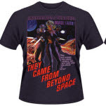 Plan 9 They Came From Outer Space T-Shirt