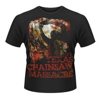 Plan 9 The Texas Chainsaw Massacre French Poster T-Shirt