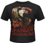 Plan 9 The Texas Chainsaw Massacre French T-Shirt