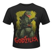 Plan 9 Godzilla T-Shirt