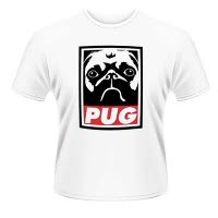 Plan 9 Obey Pug T-Shirt