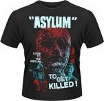 Plan 9   Asylum Asylum T-Shirt