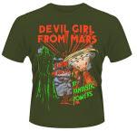 Plan 9  Devil Girl From Mars Devil Girl From Mars T-Shirt