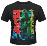 Plan 9  Godzilla Godzilla Kaiju T-Shirt