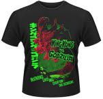Plan 9  Godzilla Godzilla Vs King Kong T-Shirt
