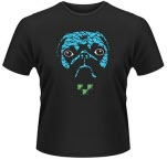 Plan 9   Pug Meth Slab Pug T-Shirt