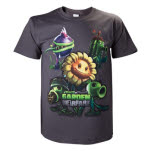 Plants Vs Zombies Gwsunflower T-Shirt