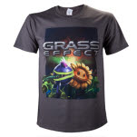 Plants Vs Zombies Gwgrass Effect T-Shirt