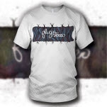 Plug In Stereo Album White T-Shirt