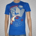 pmtoday Face Blue T-Shirt