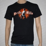 Pride Kills Worker Black T-Shirt