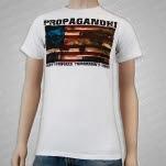 Propagandhi Empires White T-Shirt