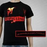 Propagandhi Omnibus Black T-Shirt