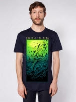 Protest the Hero Bird Dive Navy Blue T-Shirt