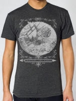 Protest the Hero Celestial Dark Heather T-Shirt