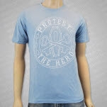 Protest the Hero Coffin Light Blue T-Shirt