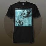Protest the Hero Dog Black T-Shirt