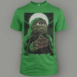 Protest the Hero Garbage Heather Green T-Shirt