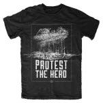 Protest the Hero Floating Ship Black T-Shirt