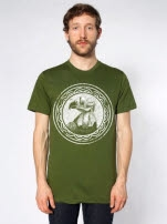 Protest the Hero Vulture Olive Green T-Shirt