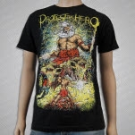 Protest the Hero Zeus Black T-Shirt