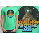 Queens of the Stone Age Space Mountain T-Shirt