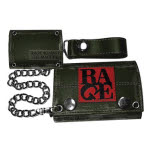 Rage Against The Machine Ratmlogo Chain Lw Wallet