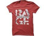 Rage Against The Machine Rage Sk Girls T-Shirt