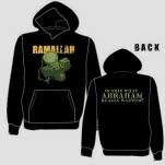 Ramallah Abraham Black Pullover