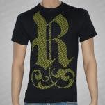 Reaper Records Big inchRinch Black T-Shirt